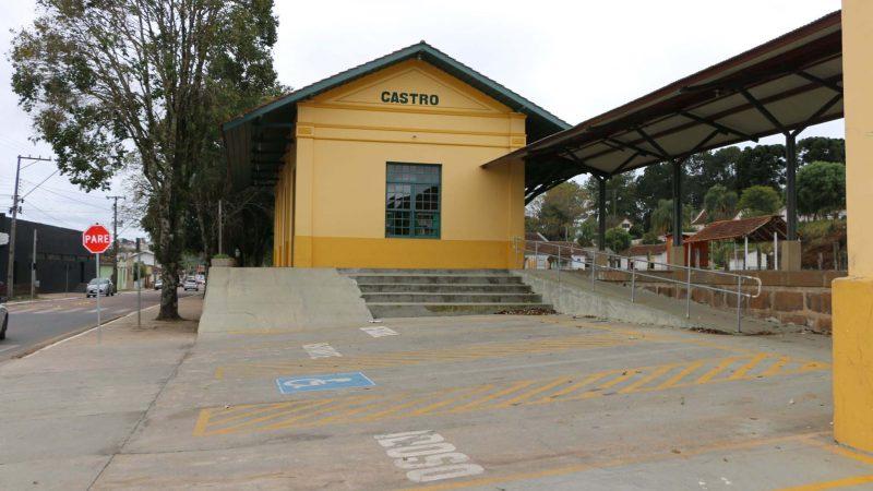 Biblioteca municipal muda de endereço e vai para antiga Estação Ferroviária
