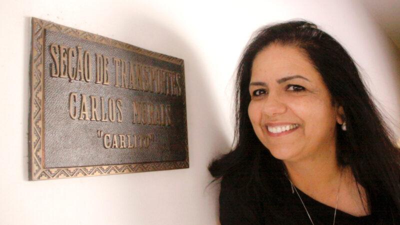 Dia do Servidor: Jeanne Morais perpetua o amor do Seu Carlito pela UEPG