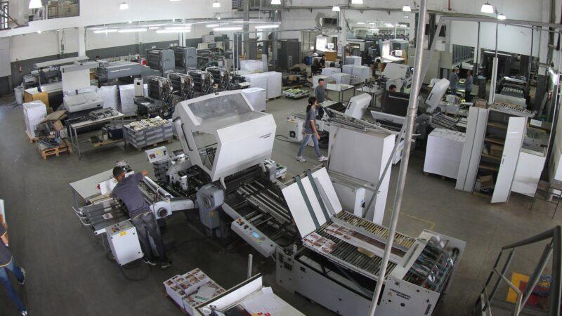 Indústria paranaense confirma dinamismo e empregabilidade cresce em setembro