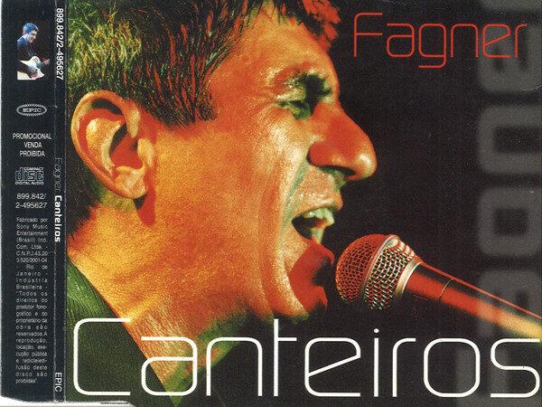 """Fagner: """"Canteiros"""", a sua música mais tocada no Brasil"""