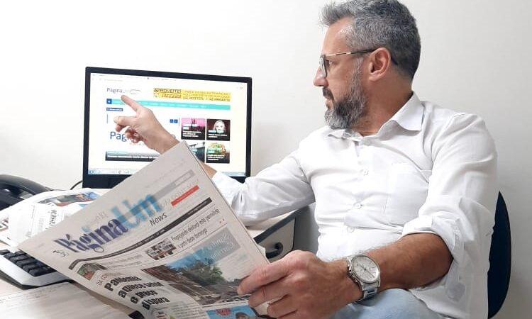 P1 News lança seu portal