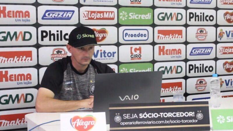 Derrota para o Cruzeiro em casa derruba técnico Gerson Gusmão
