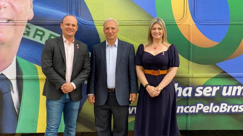 Deputada federal Aline Sleutjes organiza Dia D de Mobilização para criação do Aliança pelo Brasil no Paraná
