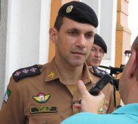 Em quatro horas, Castro registra três assaltos e uma tentativa de roubo