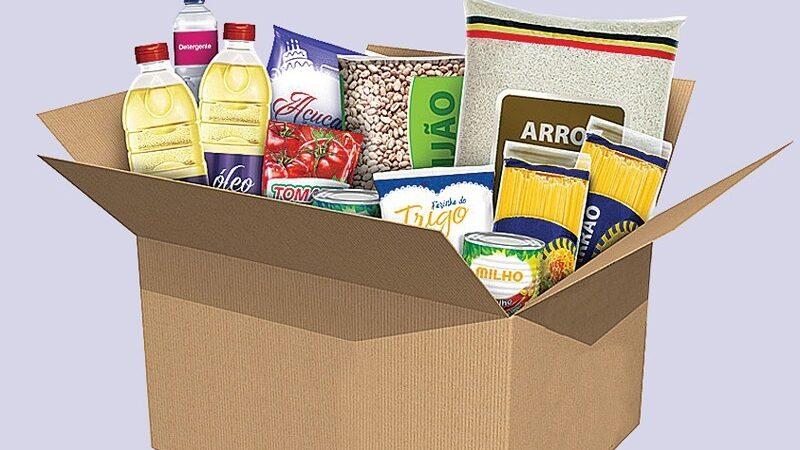 Conab realiza  leilões para  composição de cestas de alimentos para 2021