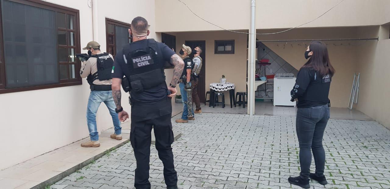 Polícia deflagra segunda fase de operação contra organização que vendia cirurgias bariátricas do SUS