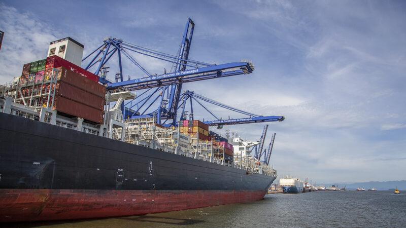 Exportações têm crescimento na região