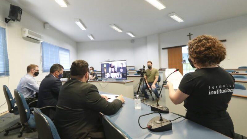 UEPG realiza nova formatura extemporânea