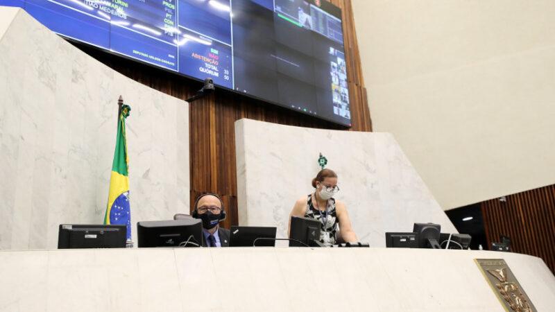 Assembleia começa a debater projeto que prevê a extinção da Imprensa Oficial