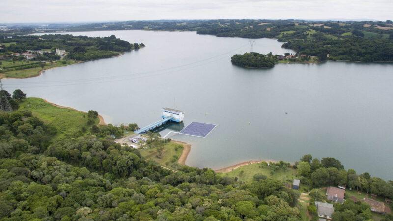 Reservatório Passaúna é tema de conferência internacional