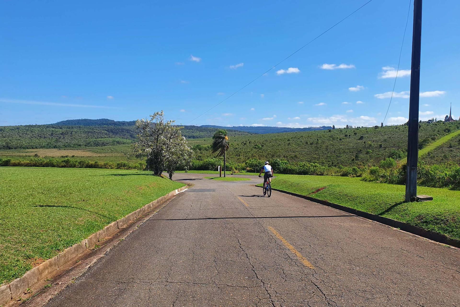 Campos Gerais tem potencial para atividades de cicloturismo