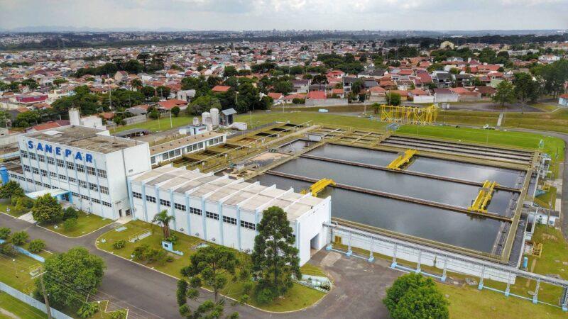 Sanepar é a segunda melhor empresa de saneamento do País
