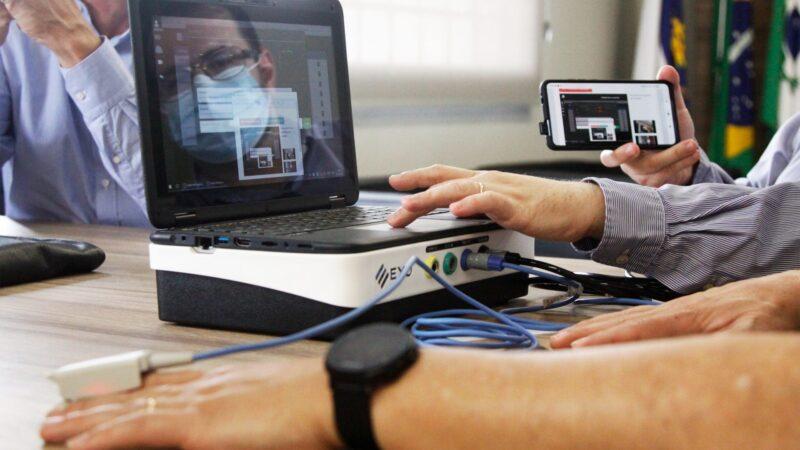 HU-UEPG beneficiará municípios com teste de novo equipamento de telemedicina