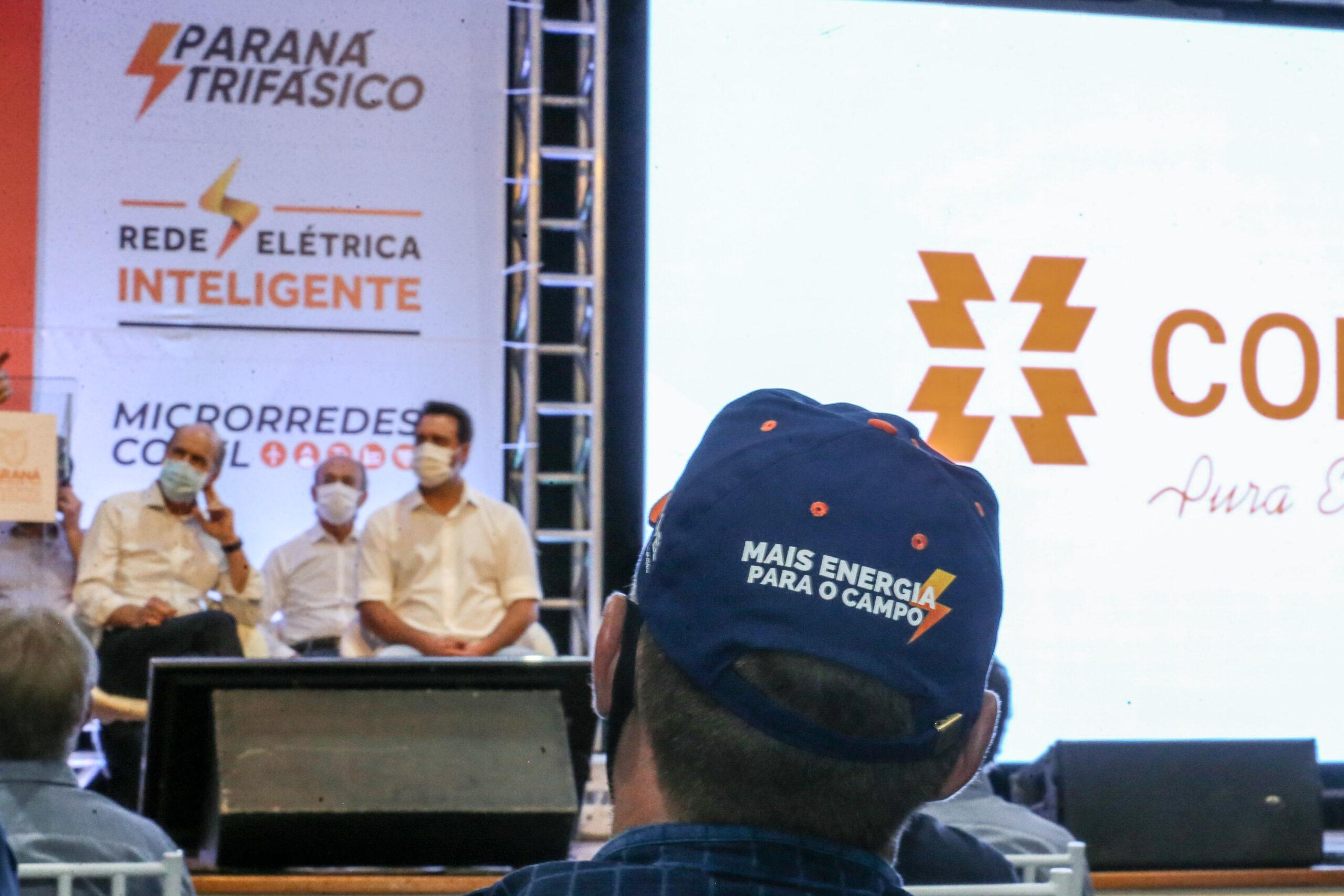 Paraná Trifásico atinge marca de 2,5 mil quilômetros