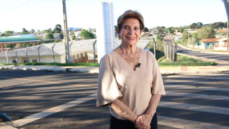 Elizabeth Schmidt  vence Mabel Canto e faz história em Ponta Grossa