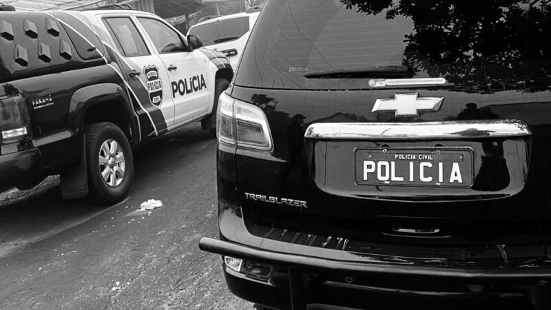Polícia Civil prende três pessoas por crimes na região