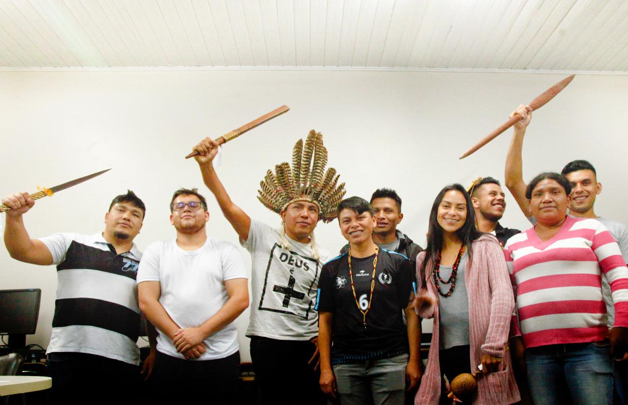 UEPG participa de mais uma edição do Vestibular dos Povos Indígenas