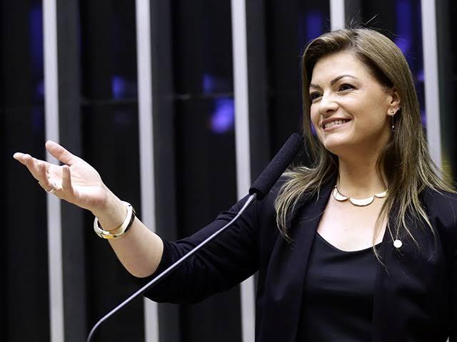 Deputada federal Aline Sleutjes parabeniza prefeitos e vereadores eleitos