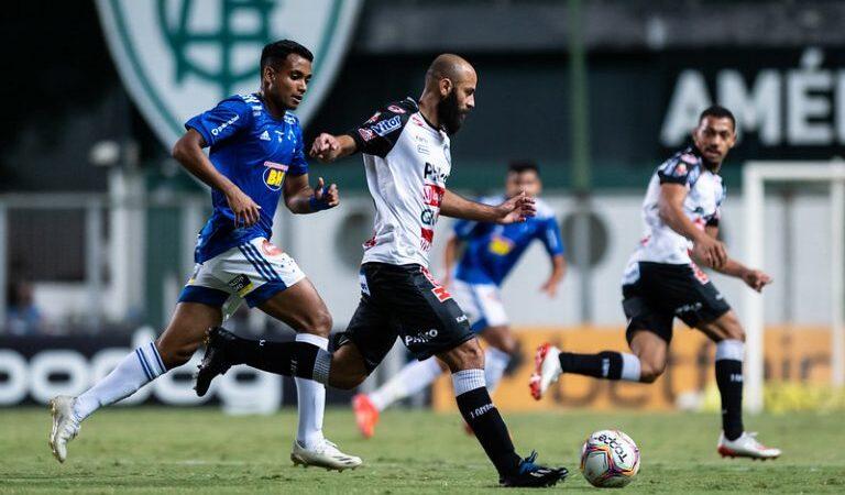 Operário sofre derrota para o Cruzeiro