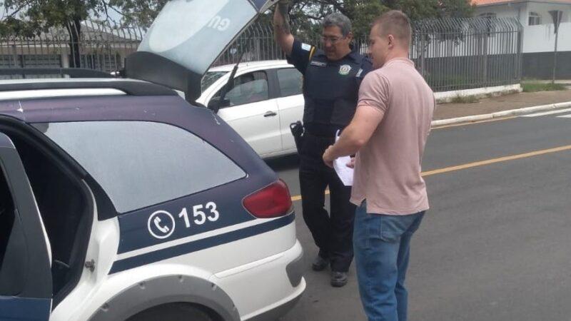 Foragido da Justiça é preso por policial civil em período de folga