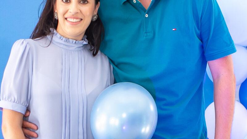 Fernanda Galetto, sra. Wilson Silvestre Poletti Filho e mãe de Bruno