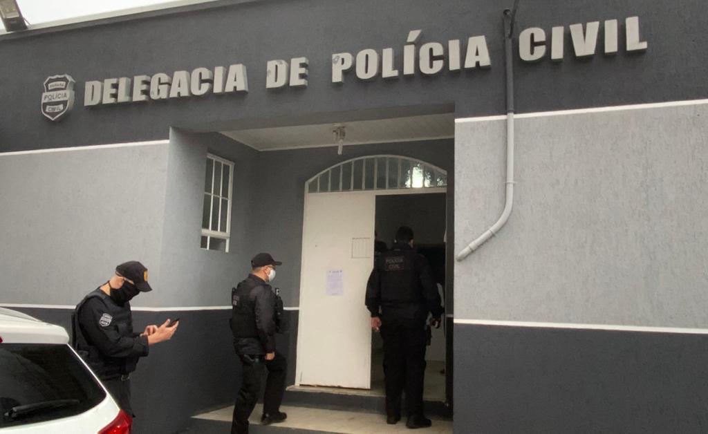 Civil de Imbituva prende autores de homicídio no cemitério
