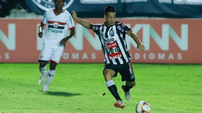 Operário enfrenta o Botafogo-SP na última rodada da Série B