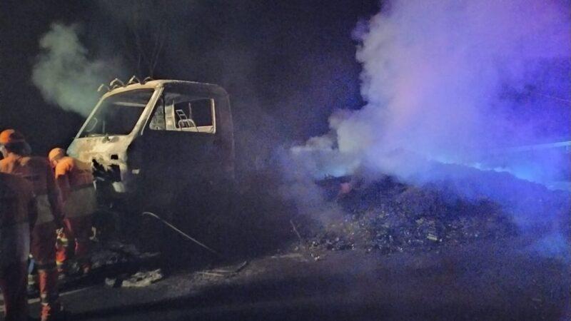 Motociclista morre em colisão envolvendo caminhão na BR-376