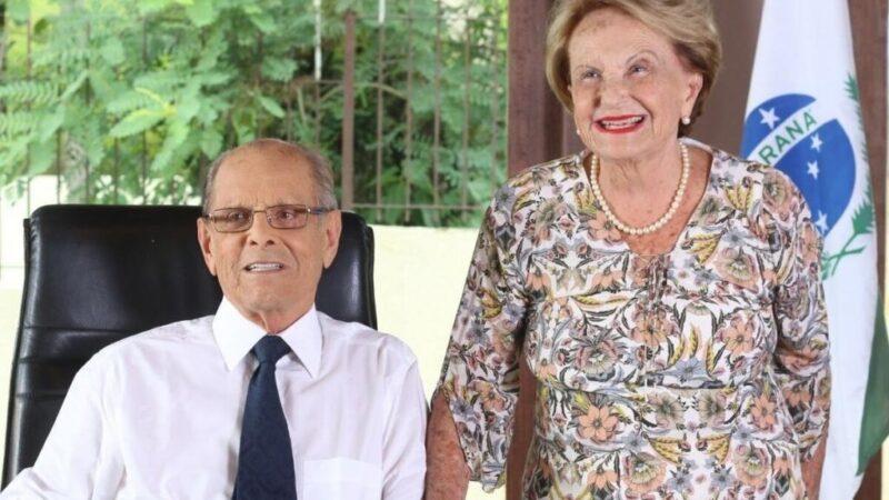 Yvone Pimentel, ex-primeira-dama do Paraná, morre de covid-19