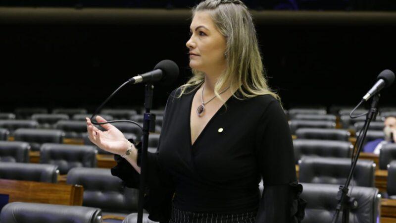 Deputada federal Aline Sleutjes é destaque como liderança paranaense em Brasília