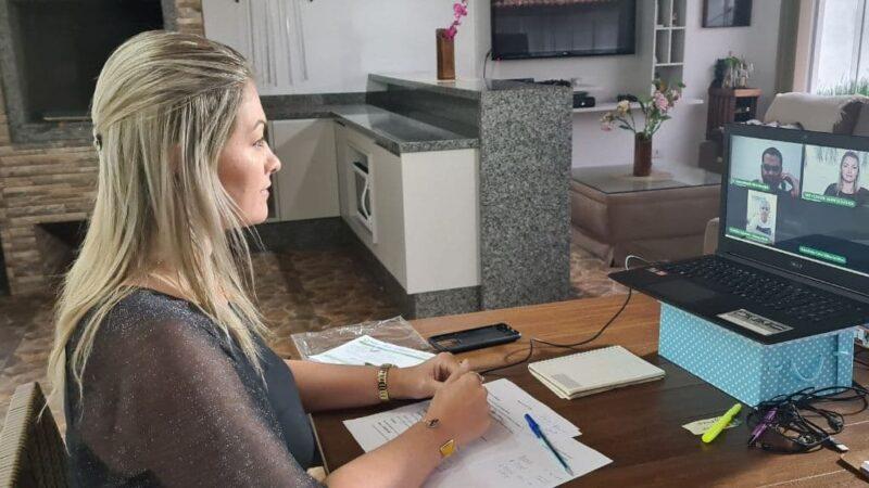Deputada Aline defende tratamento precoce contra à Covid