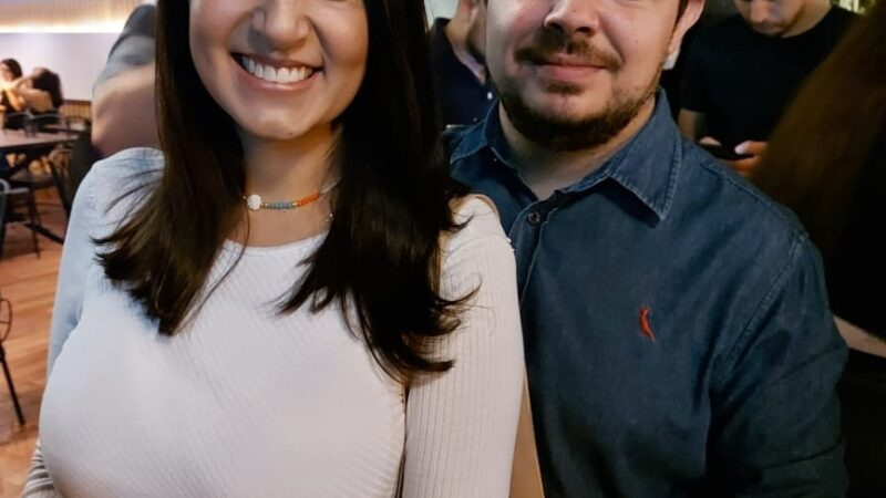 Rafisa e Felipe