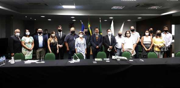 Conselheiro para Negócios e Investimentos da Embaixada do Paquistão esteve em Ponta Grossa