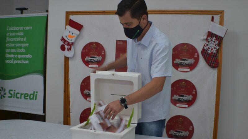 Acecastro encerra mais uma Campanha Sonhos de Natal, com o sorteio de um Mobi zero km