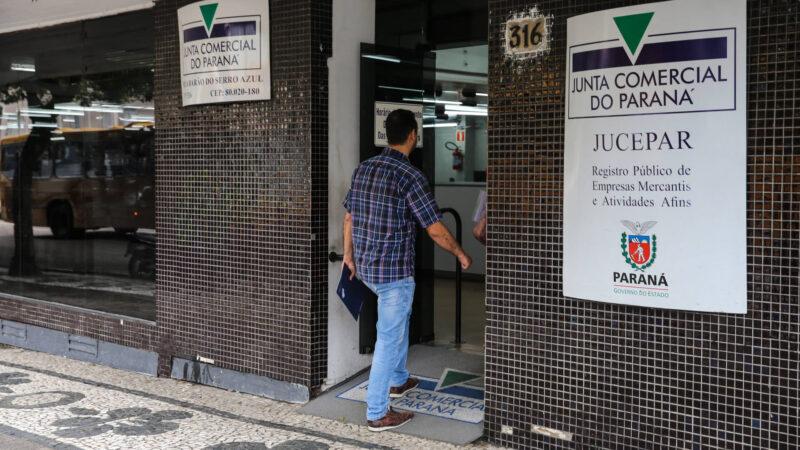 Paraná tem saldo de 159 mil novas empresas, com crescimento de 27% em 2020