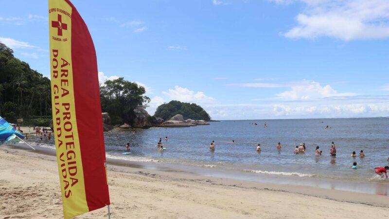Paraná tem redução de 11% nos afogamentos, mas aumento nas mortes