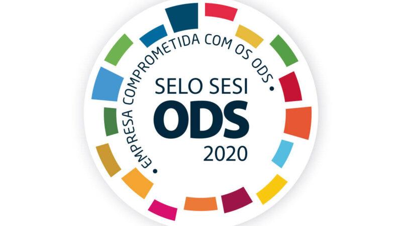 Universidades estaduais são contempladas com o Selo Sesi ODS