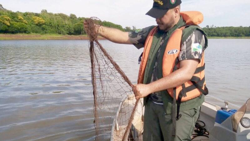 Força-Tarefa reforça combate à pesca predatória e desmatamento no Estado