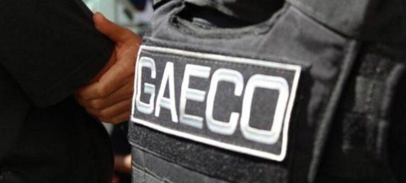 Gaeco divulga número de mortes em confrontos policiais