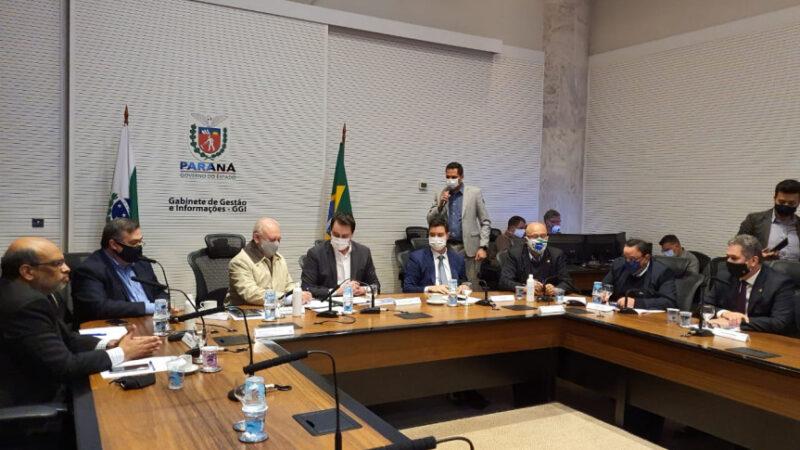 Assembleia garante R$ 100 milhões para compra de vacinas no Paraná