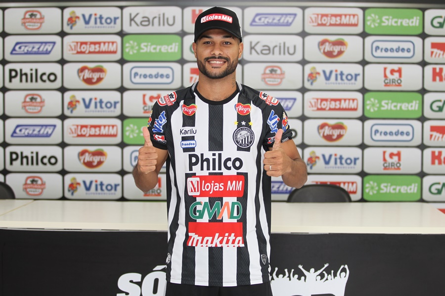 Lateral esquerdo Djalma Silva reforça o Operário em 2021