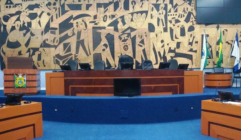 Presidente Milla explica rigor para ter acesso à Câmara Municipal