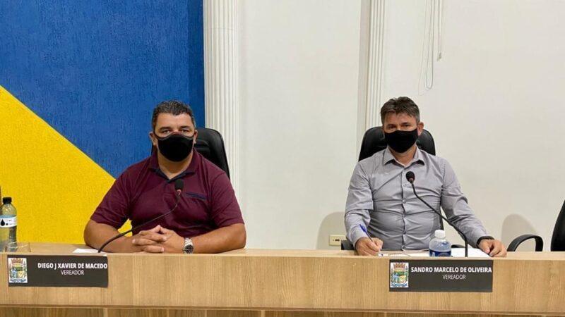 Vereadores pedem tratamento precoce no combate a Covid-19