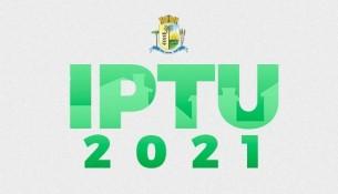 IPTU 2021 já está disponível para pagamento em Palmeira