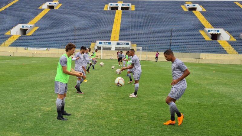 Operário vence Oeste em jogo-treino na Arena Barueri
