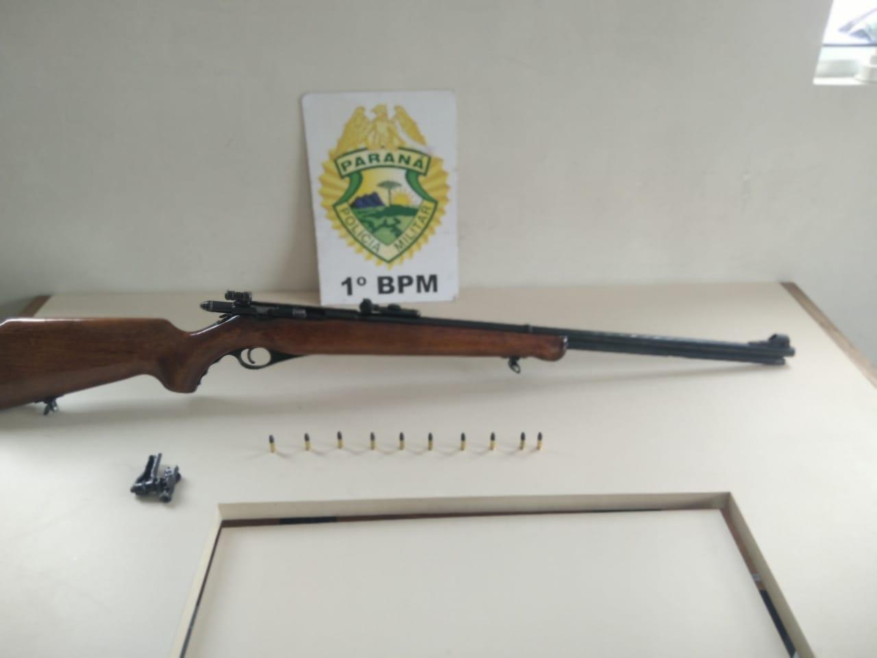 Rapaz de Prudentópolis é preso por venda de arma de fogo em PG