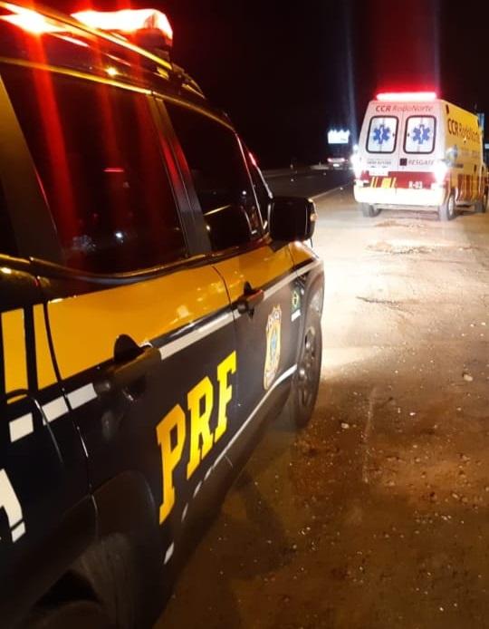 Homem é atropelado por carro na Souza Naves em PG