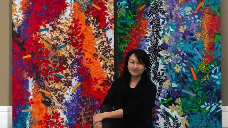Proex promove exposição virtual de obras inspiradas na cultura japonesa