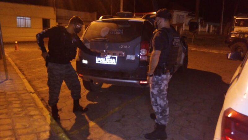 Civil de Piraí do Sul cumpre mandados de prisão