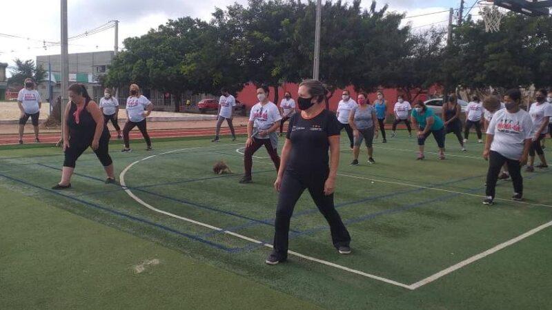 Saúde de Castro retoma atividades com grupos especiais
